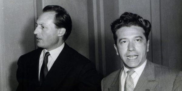 Joseph Robbone e Carlo Maria Giulini