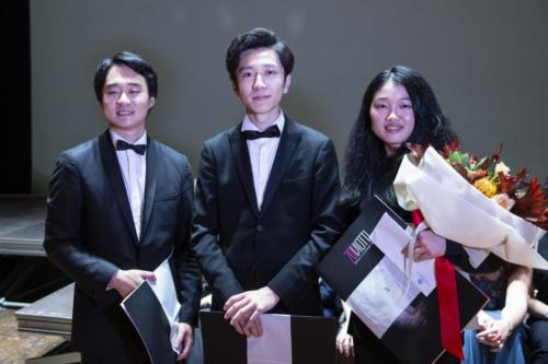 Hans Suh, Ziyu Liu and Yilan Zhao