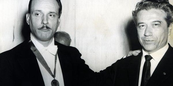 Joseph Robbone e Arturo Benedetti Michelangeli
